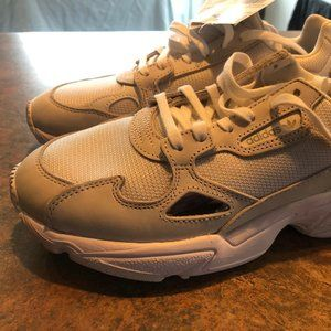 Adidas: Falcon W size 5 1/2 or 7 womans with tags